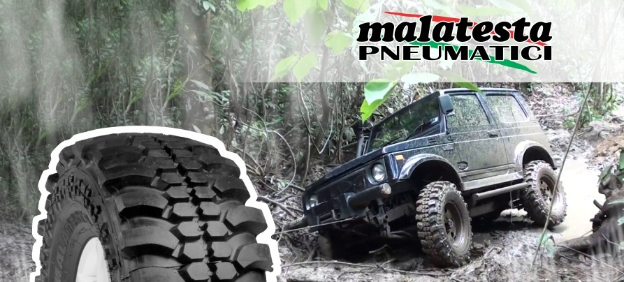 ANVELOPE OFF ROAD MALATESTA