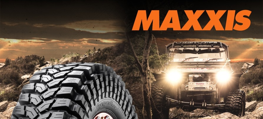 anvelope off road maxxis