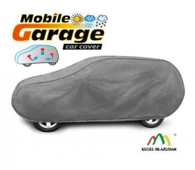 Prelata auto, husa exterioara Bmw X1 impermeabila in exterior anti-zgariere in interior lungime 430-460cm, L Suv/ Off Road, model Mobile Garage