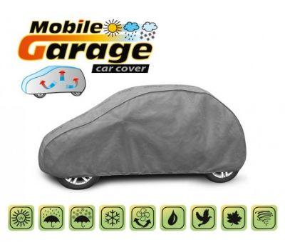 Prelata auto, husa exterioara Daewoo Matiz impermeabila in exterior anti-zgariere in interior lungime 335-355cm, S3 Hatchback, model Mobile Garage