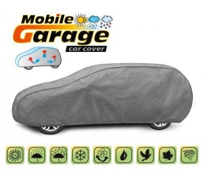 Prelata auto, husa exterioara VW Golf 5 Combi impermeabila in exterior anti-zgariere in interior lungime 455-480cm, XL Hatchback/ Combi, model Mobile Garage