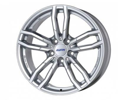 Alutec Drive Polar Silber 8J x 17 Inch 5X120 et43
