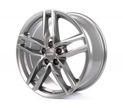 Alutec Ikenu Metal-grey 7.5J x 17 Inch 5X114.3 et45