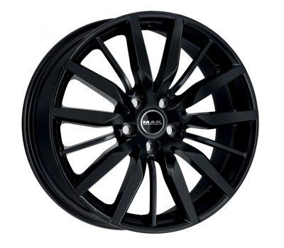 Mak Barbury Gloss Black 8J x 19 Inch 5X120 et40