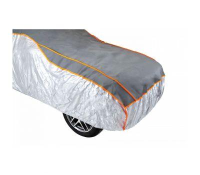 Prelata auto anti grindina, husa exterioara protectie, marime XXL 570x203x119cm