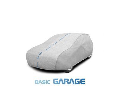 Prelata auto, husa exterioara VW Passat Combi , impermeabila in exterior anti-zgariere in interior lungime 455-480cm, XL Hatchback/ Combi, model Basic Garage