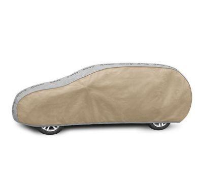 Prelata auto, husa exterioara VW Passat Combi , impermeabila in exterior anti-zgariere in interior lungime 455-480cm, XL Hatchback/ Combi, model Optimal Garage