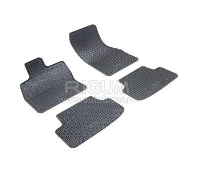 Covorase cauciuc Seat Leon Mk.3 (5f) 11/2012 - (Rigum)