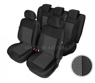 Set huse scaun model Apollo pentru Audi A6 4F C6 2004-2010 set huse auto Fata + Spate