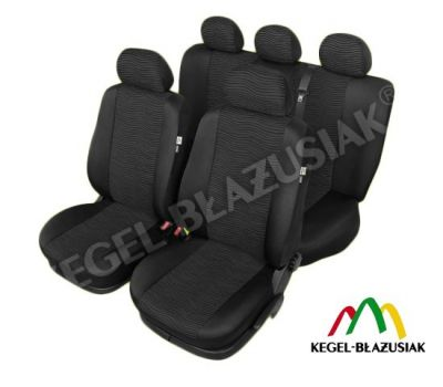 Set huse scaune auto Black Sea pentru Alfa Romeo Mito
