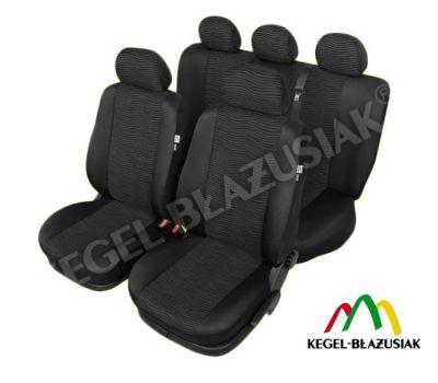 Set huse scaune auto Black Sea pentru Audi A1