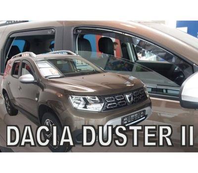Paravant Dacia Duster, model dupa 2018 / set fata si spate - 4 buc.