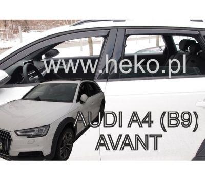 Paravanturi Audi A4 B9 avant sau allroad, anul 2016- / set fata si spate - 4 buc.