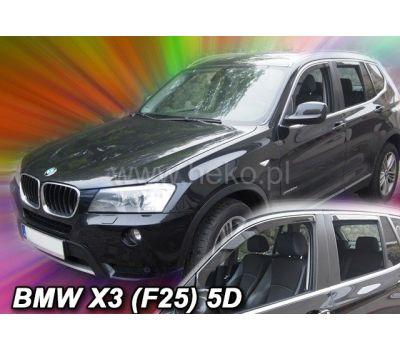 Paravant auto BMW X3, 2012- , set fata si spate / set fata si spate - 4 buc.