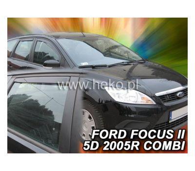 Paravant FORD FOCUS II Combi an fabr. 2004 -- 2011 (marca  HEKO) / set fata si spate - 4 buc.