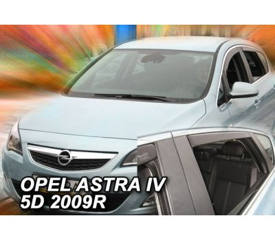 Paravant OPEL ASTRA Hatchback an fabr. Astra J 2009- (marca  HEKO) / set fata si spate - 4 buc.