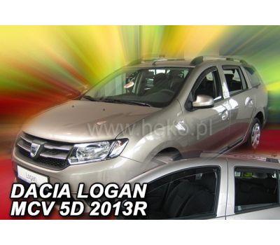 Paravant auto Dacia Logan MCV, 2013- / set fata si spate - 4 buc.
