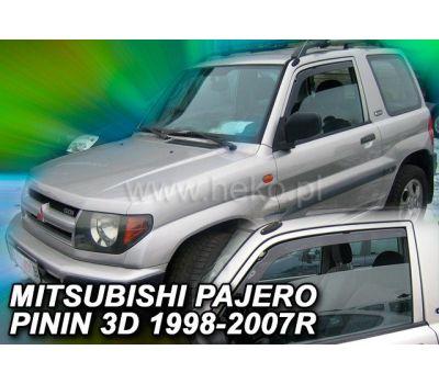 Paravant auto Mitsubishi Pajero Pinin, an fabr 2000- /