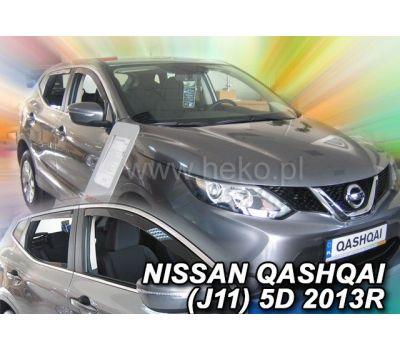 Paravant auto NIssan Qashqai, an fabr 2013-- / set fata si spate - 4 buc.