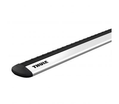 Bare transversale Thule Evo Clamp Wingbar Evo pentru FORD Focus, 5 usi Hatchback (MK III), model 2011-2018, Sistem cu prindere pe plafon normal