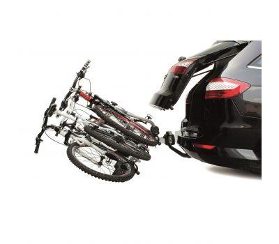 Suport biciclete Peruzzo Parma 4 biciclete 706/4 cu prindere pe carligul de remorcare