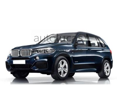 Tavita portbagaj BMW X5 (F15), fab. 2013.10 -, suv 5usi, cu panza antialunecare