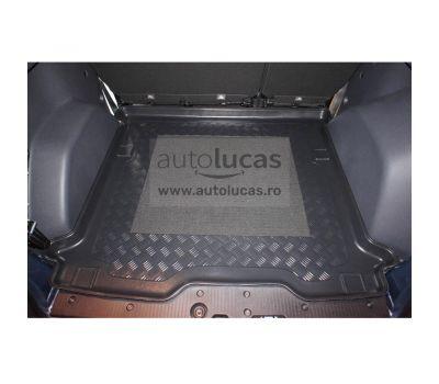 Tavita portbagaj Dacia Dokker, fab. 2012.11 -, van 5usi, cu panza antialunecare