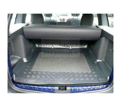 Tavita portbagaj Dacia Duster 4x4, fab. 2010.06 - 2018.01, suv 5usi, cu panza antialunecare