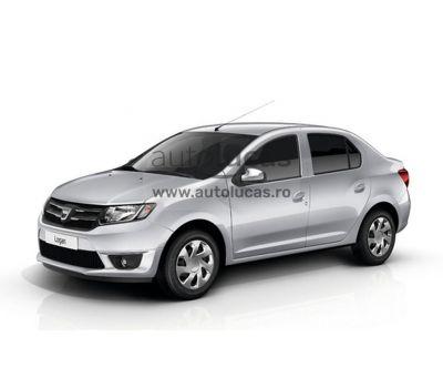 Tavita portbagaj Dacia Logan II, fab. 2013.03 -, sedan, cu panza antialunecare