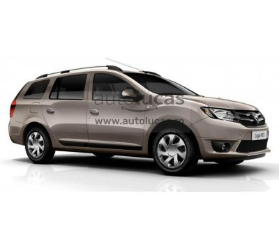 Tavita portbagaj Dacia Logan MCV II, fab. 2013.09 -, combi/break, cu panza antialunecare