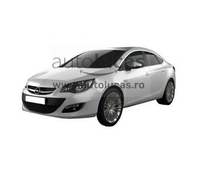 Tavita portbagaj Opel Astra J, fab. 2012.09 -, sedan, cu panza antialunecare